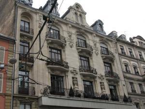 Дом в Страсбурге