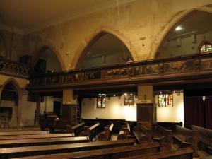 Церковь Св. Петра Старого в Страсбурге