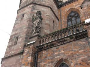 Церковь Св. Петра Старого в Страсбурге, католическая часть