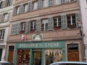 Магазин «У лебедя» в Страсбурге