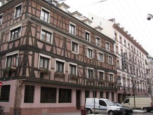 Отель Best Western в Страсбурге
