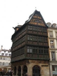 Дом Каммерзеля в Страсбурге