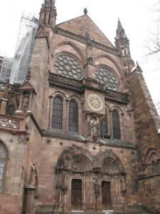 Кафедральный собор Страсбурга, портал южного фасада