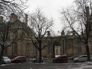 Роанский дворец в Страсбурге
