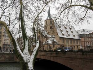 Церковь Св. Николая в Страсбурге