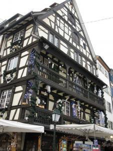 Магазин сувениров в Страсбурге