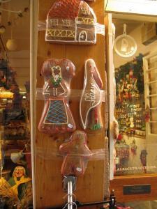 Сувениры Эльзаса, пряники