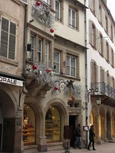 Чайный салон в Страсбурге