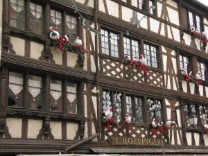 Сувенирный магазин в Страсбурге