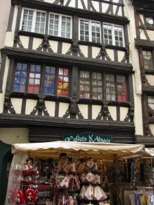 Сувениры Эльзаса, Страсбург