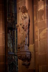 Кафедральный собор Страсбурга, интерьер, капелла Св. Екатерины