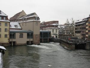 Отель в районе Маленькой Франции, Страсбург