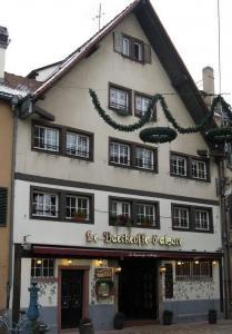 Ресторанчик Le Baeckeoffe d'Alsace, Страсбург