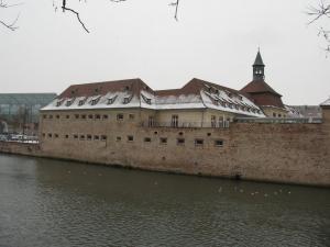 Национальная школа администрации у Крытых мостов в Страсбурге