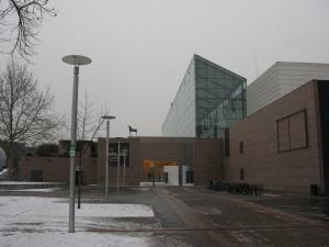Музей современного искусства в Страсбурге