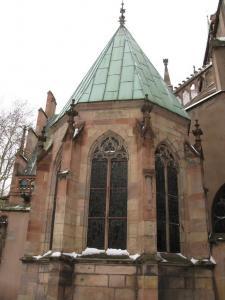 Церковь Св. Петра Молодого в Страсбурге, капелла