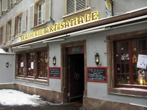 Пивная в Страсбурге