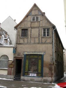 Пивная, квартал Крутено, Страсбург