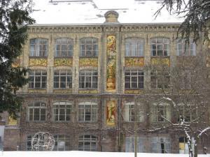 Здания в стиле модерн в Страсбурге, Школа декоративного искусства