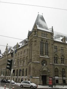 Центральная почта (главпочтамт), Страсбург