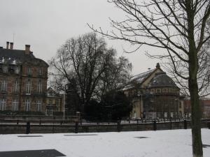 Рейнская опера и резиденция префекта, Страсбург