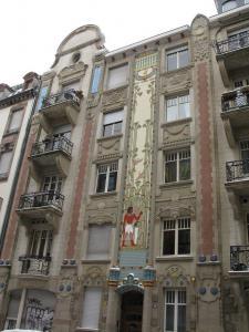 Здания в стиле модерн в Страсбурге, Египетский дом