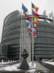 Главное здание Европейского парламента, Страсбург