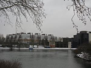 Дворец Европы, Страсбург