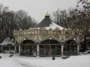 Карусель, Кольмар, Франция