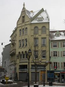 Улица Пекарей, Кольмар, Франция
