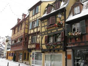 Улица Голов, Кольмар, Франция