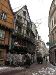 Сувенирный магазин, Кольмар, Франция
