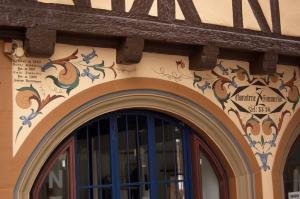 Бывшая колбасная лавка Zimmerlin, Кольмар, Франция