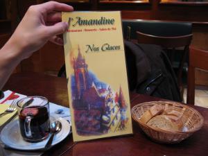 Ресторан, Кольмар, Франция