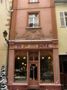 Дом в стиле ар-нуво, Кольмар, Франция