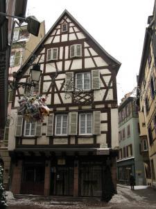Дом «У Виолы» (Шонгауэра), Кольмар, Франция
