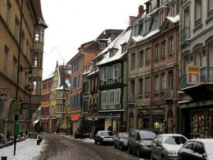 Улица Гран-Рю, Кольмар, Франция