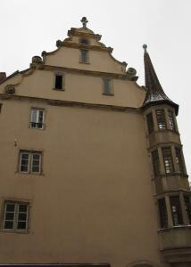 Дом с аркадами, Кольмар, Франция