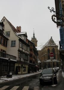 Церковная улица, Кольмар, Франция
