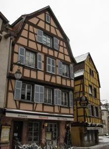 Ресторан «Швенди», Кольмар, Франция