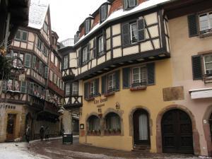 Дом «У Анси», Кольмар, Франция