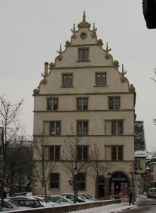 Дом Керна, Кольмар, Франция