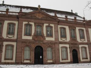 Здание Гражданского суда, Кольмар, Франция