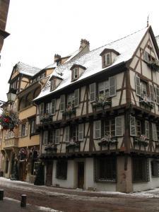 Дом «У красной подковы», Кольмар, Франция