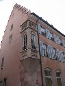 Дом на улице Берты Молли, Кольмар, Франция