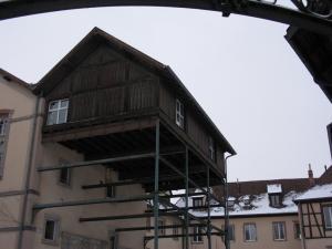 Бывший склад хмеля в Кольмаре, Франция