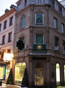 Аптека на улице Ключей, Кольмар, Франция
