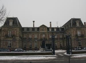 Здание Префектуры, Кольмар, Франция