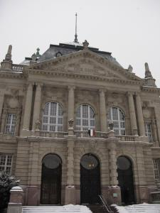 Апелляционный суд, Кольмар, Франция