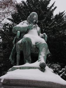 Памятник физику Хирну, Кольмар, Франция